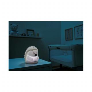 Chicco noćna lampa jež