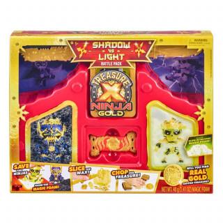 Treasure X Ninja Gold Battle set