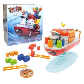 Splash toys društvena igra Ljulja se brod