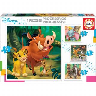 Educa slagalica Disney životinje