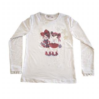 Lillo&Pippo komplet(majica dr,donji deo),devojčice
