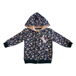 Lillo&Pippo duks jakna sa kapuljačom, devojčice