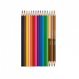 Maped  bojice Color Peps 12+3 boje koze