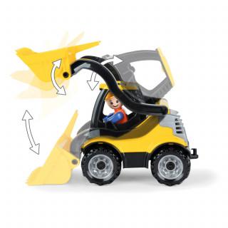 Lena igračka Truckies buldožer