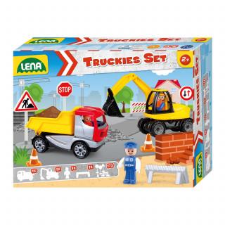 Lena igračka Truckies građevinski kamion