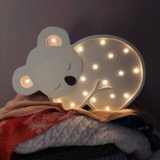 Two N Koala LED lampa AA