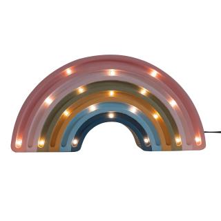 Two N Duga LED lampa AA Roze