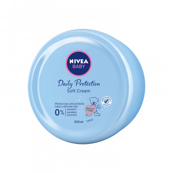 Nivea baby soft krema 200ml