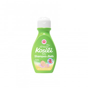 Kosili baby šampon i kupka all natural 200ml