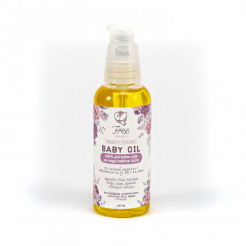 Freebaby ulje 100ml