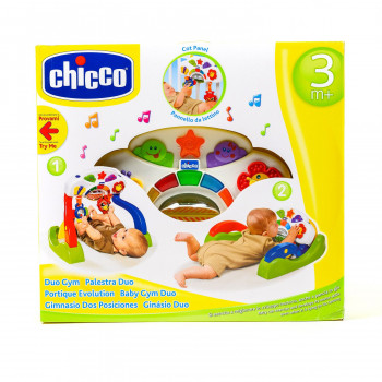 Chicco bebi gimnastika Duo Gym