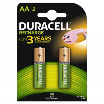 Duracell dopunjive stay charged 6mAA2kom 1300mAh