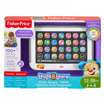 Fisher Price - tablet sveznalica
