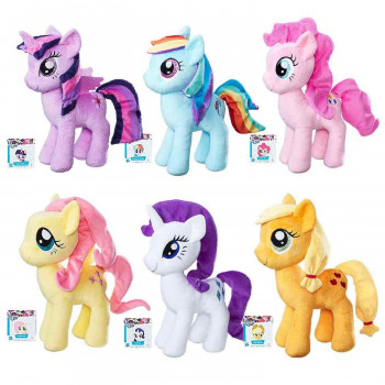 My little pony cuddly plush