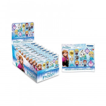 Frozen Figura U Kesici Display 12Pcs
