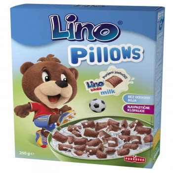 Lino Pillows 250g