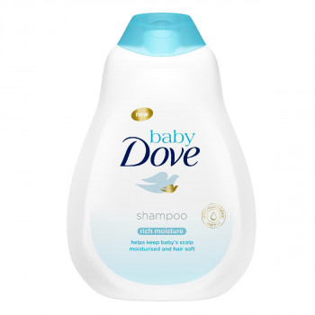 Dove baby šampon 400ml