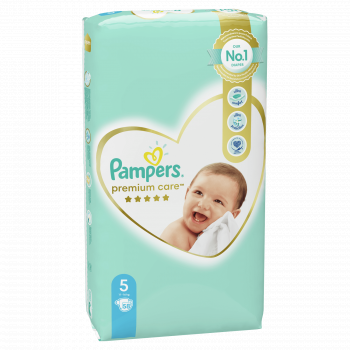 Pampers pelene premium JP 5 junior 11-18kg 58kom