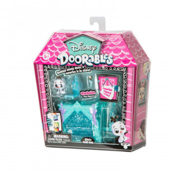 Doorables Mini Set Asst