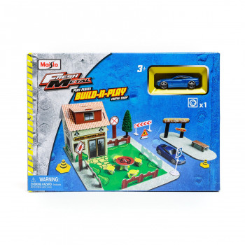 Maisto build n play set za igru