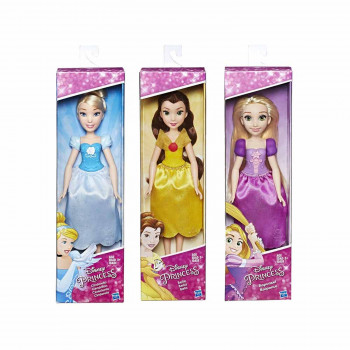 Disney Princess Fashion Lutka Asst