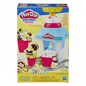 Play-Doh Popcorn Party Set
