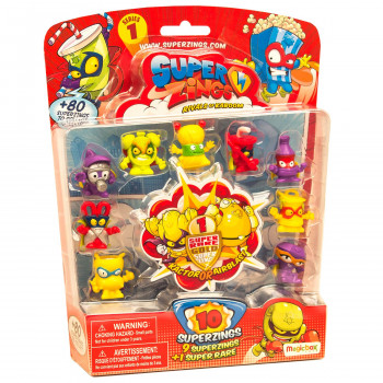Superzings I blister10 Figurine 1 x6