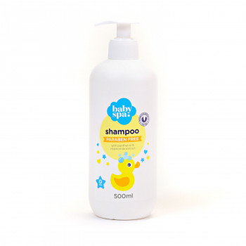 Baby spa šampon 500ml