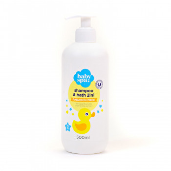 Baby spa šampon i kupka 500ml