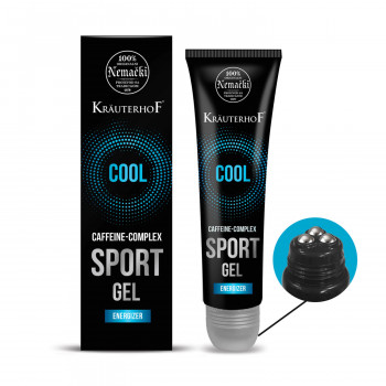 Krauterhof sport gel cool 150ml