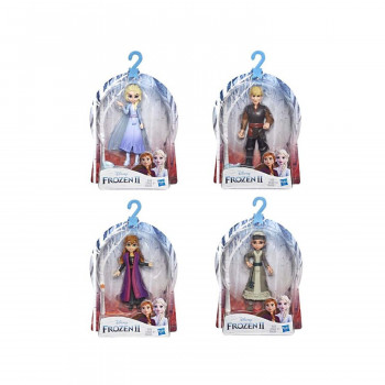 Frozen 2 Mini Lutka Asst