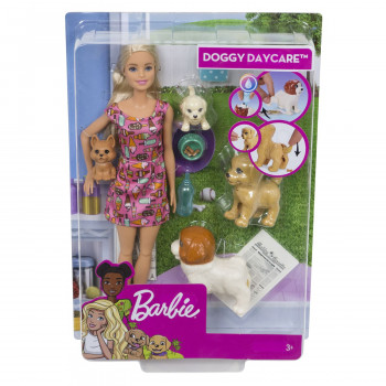 Barbie Set Sa Kucama