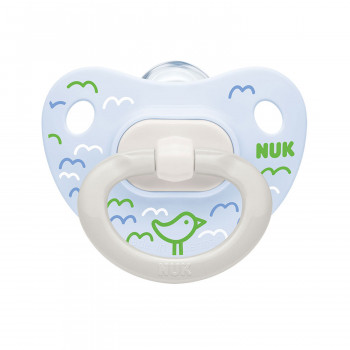 Nuk laža silikon happy kids vel1