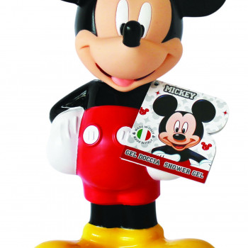 Mickey mouse 3D gel za tuširanje 200ml