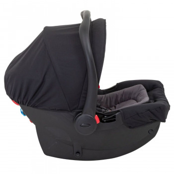 Graco a-s Snugessentials (40-75cm) Midnight black