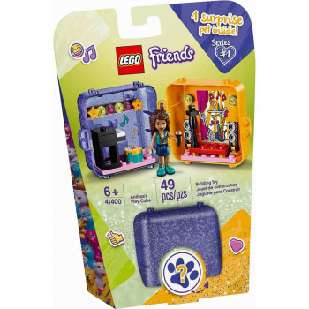 Lego Friends Amdrea