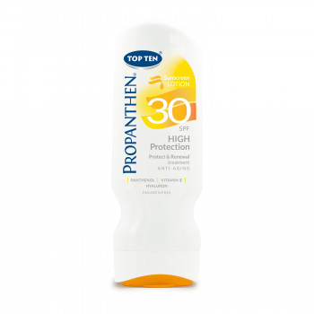 Top ten propanthen sun losion SPF30 200ml