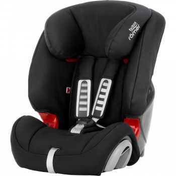 Britax Romer as Evolva 1/2/3(9-36kg),Cosmos Black