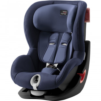 Britax Romer as King II LS 1 (9-18kg),Moon Blue
