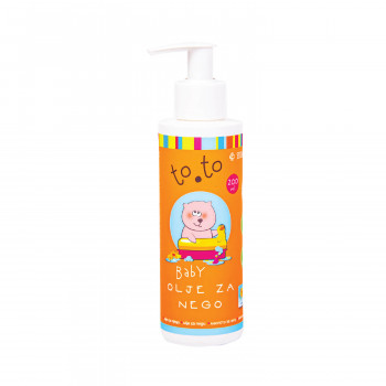 Tosama To.To baby ulje 200ml