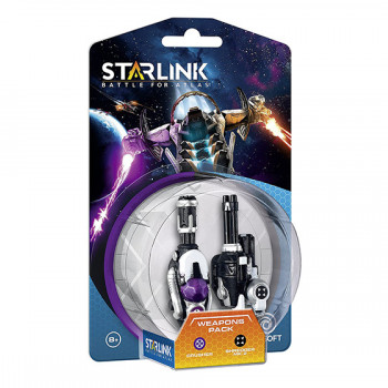 Starlink Weapon Pack Crusher + Shredder
