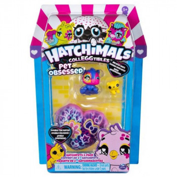 Hatchimals pet lover 3 figure asst
