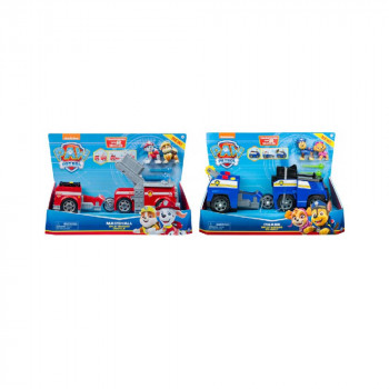 Paw Patrol Power Charger vozilo asst