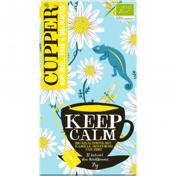 Cupper čaj keep calm 35g