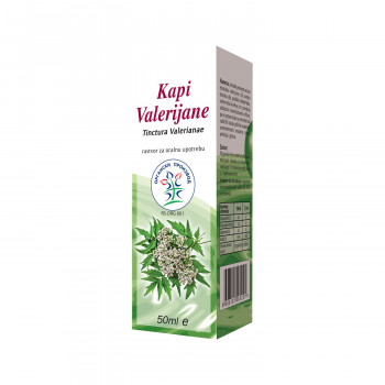 Alternativa Medica Kapi Valerijane 50ml