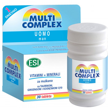 ESI Multicomplex Uomo 30 tableta