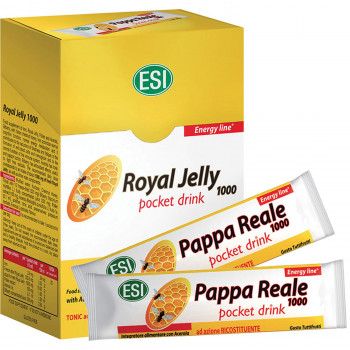 ESI Royal jelly pocket drink 16 kesica