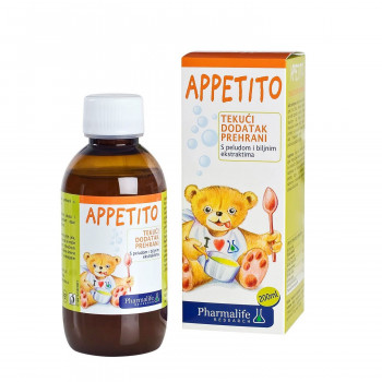 Pharmalife Apetito eliksir 200ml