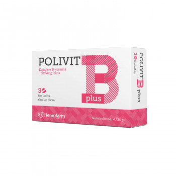 Polivit B Plus 30/1 film-tabl.