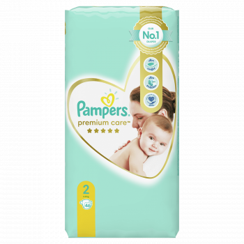 Pampers pelene premium VP 2 mini 4-8kg 46kom